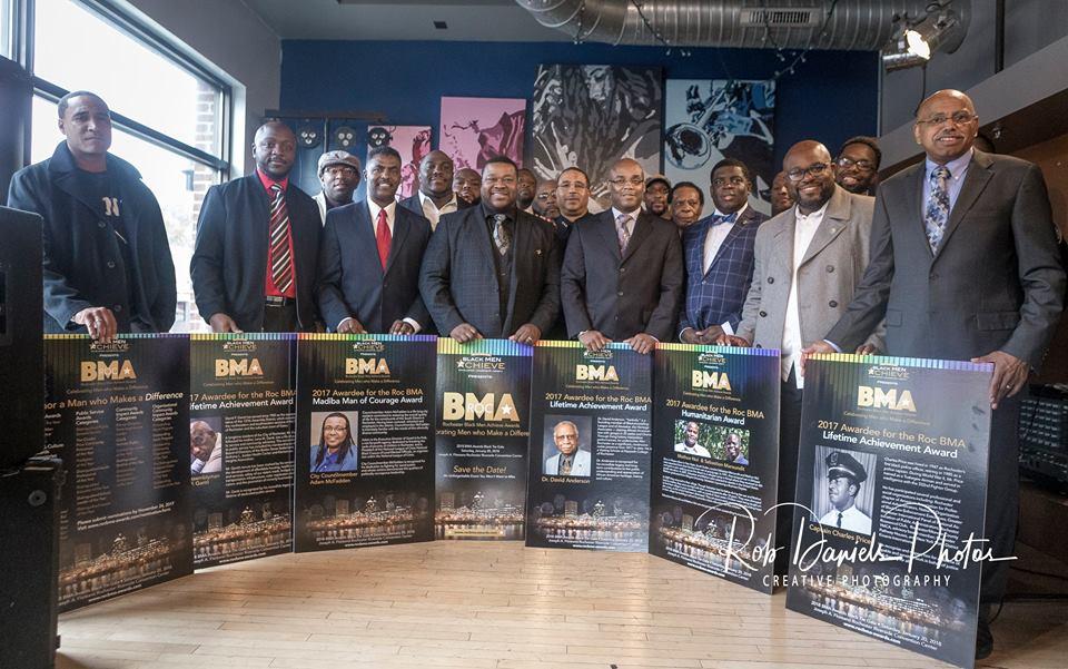 New Community Initiative to Recognize Black Male Achievement in the